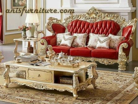 sofa mewah raja