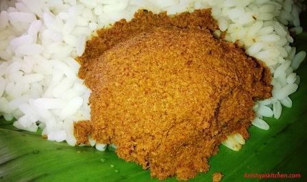 Kerala Style Thenga Chammanthi