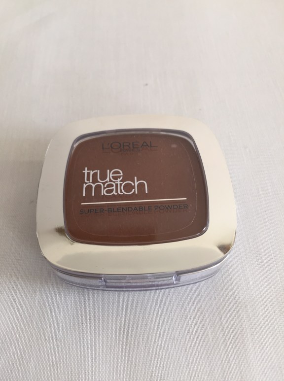 True Match Powder in 10.D/10.W Deep Golden