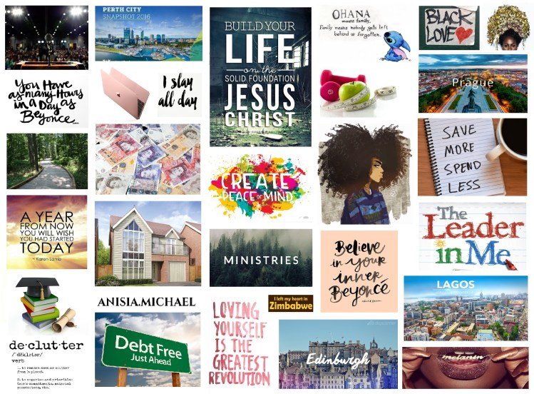 you should create a visionboard for your 2018. – anisia.michael, Powerpoint templates