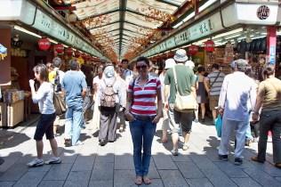 at asakusa temple