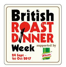 Roast Dinner Week