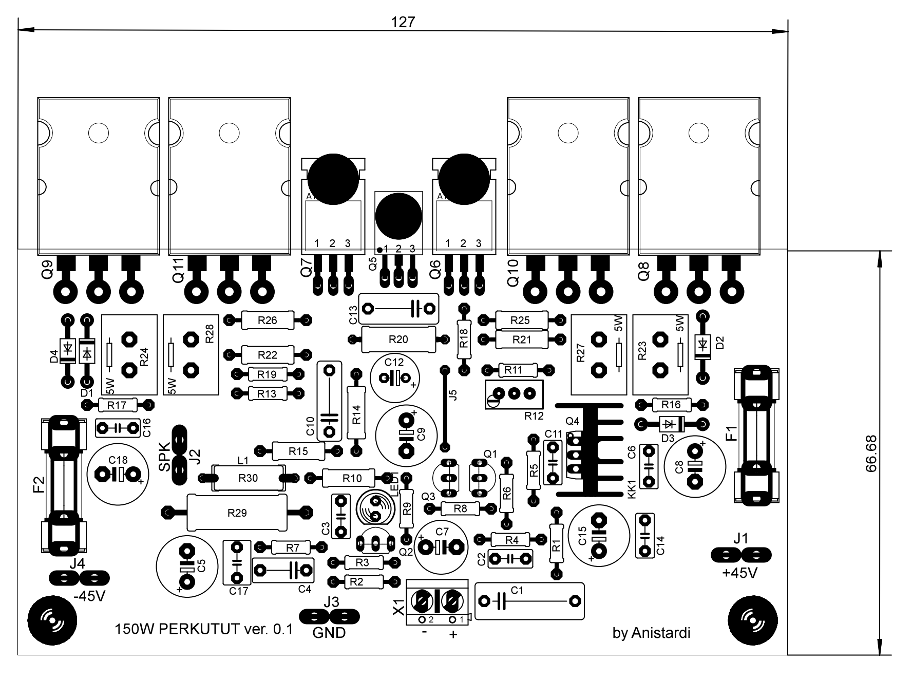 Pre And Power Amplifier Wiring