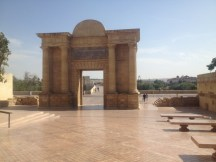 Renaissance Triumphal Arch--Unfinished