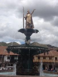 Plaza de las Armas Cusco