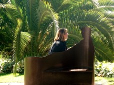 Communing with the Poet- at Neruda's La Sebastiana