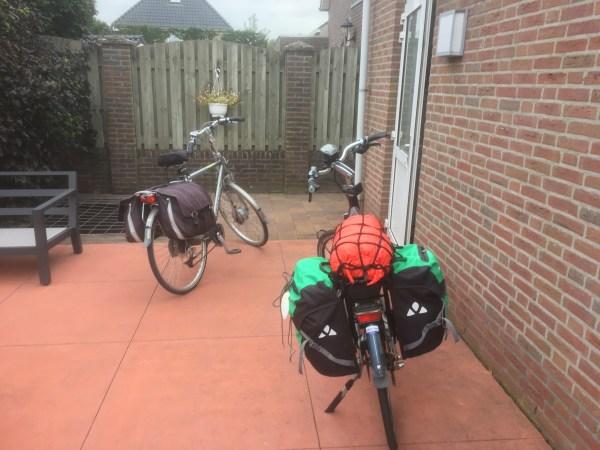 Hoek van Holland naar Someren