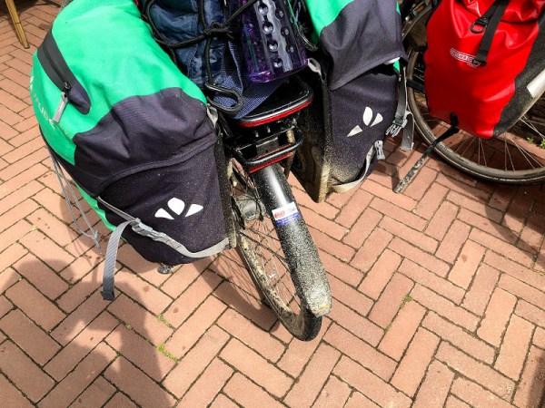 Dag 4: Blitterswijk naar Mook