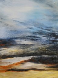 After the Storm 102 x 76cm