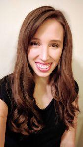 Keri Allen social media instagram expert headsho