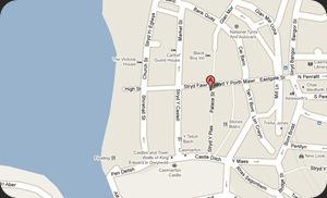 36 high street - map