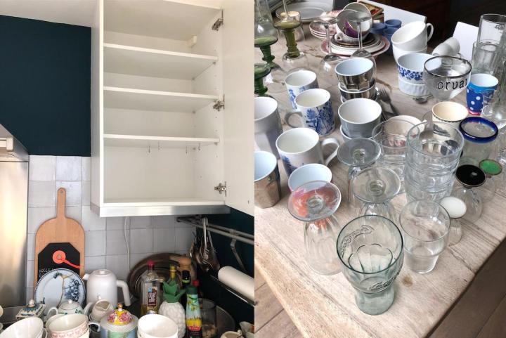 keukenkastje