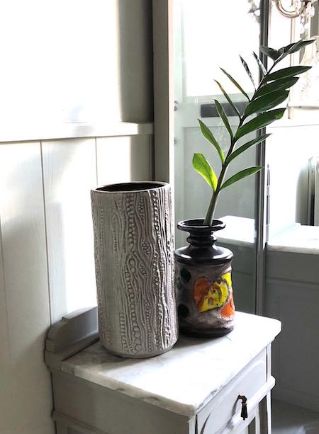 'groen' vintage vazen