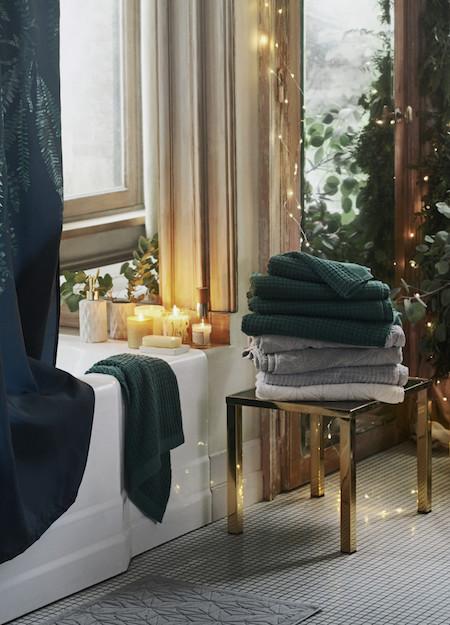 winterklaar handdoeken