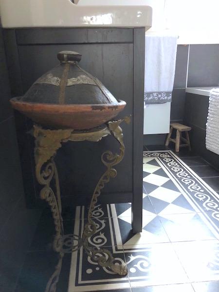 badkamer marokaans x