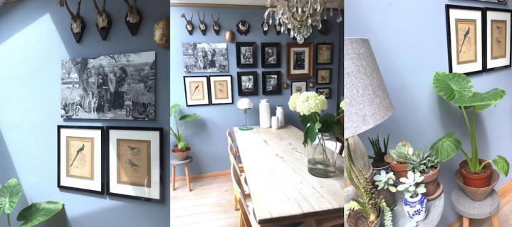 Hoe maak je een 'gallery wall'?
