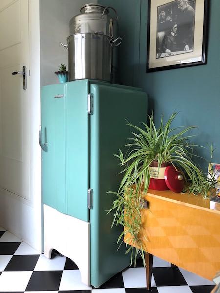 jukebox koelkast