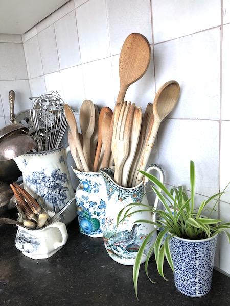 keuken-plantje