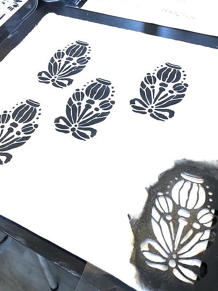 Annie Sloan stencils