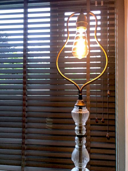 supersneel stylingtips brandende lamp