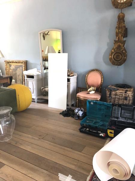 kleine verbouwing kamer