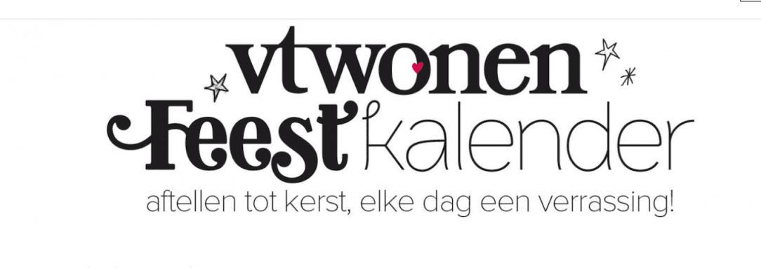 Kerstkalender-VTWonen