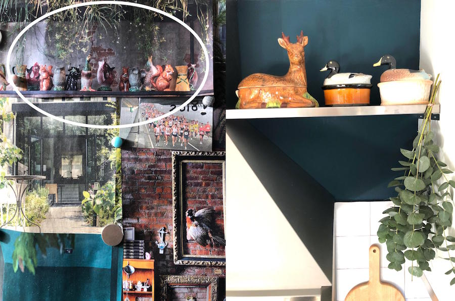 collage-keukenplank