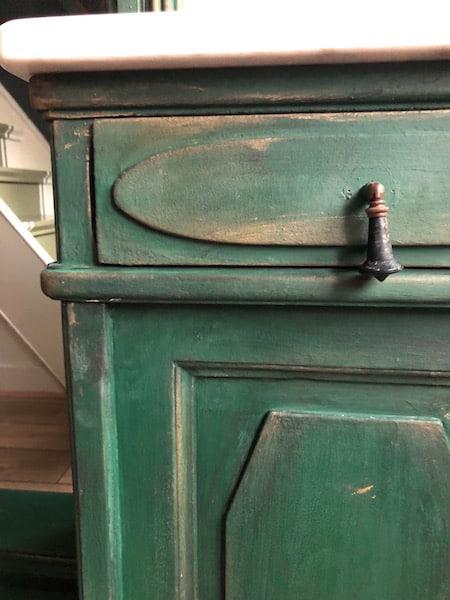 Annie Sloan Chalkpaint Amsterdam Green