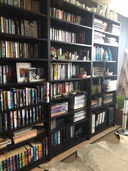 Kast Vol Boeken Anita Home Blog