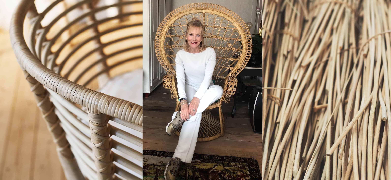 Verbazingwekkend Rotan, riet & bamboe: 10 x musthaves voor je interieur! - Anita HS-31