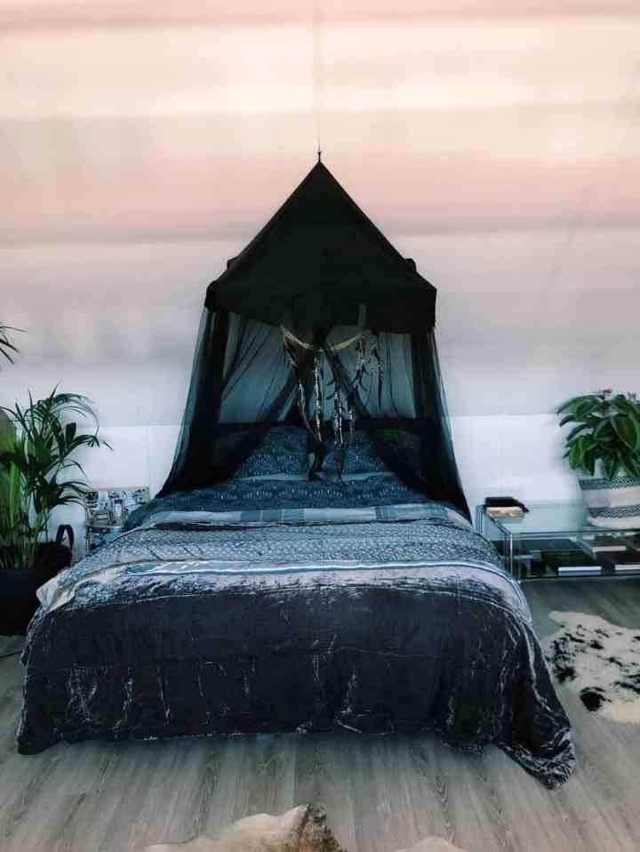 Boho Chic slaapkamer