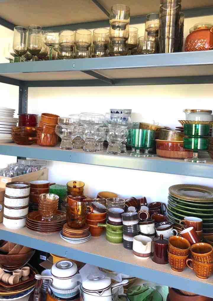 Vintage-servies-en-glaswerk