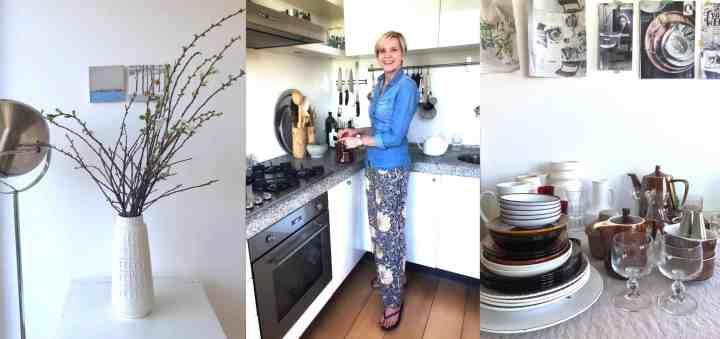 Mix & match vintage servies: binnenkijken bij Tablejoy