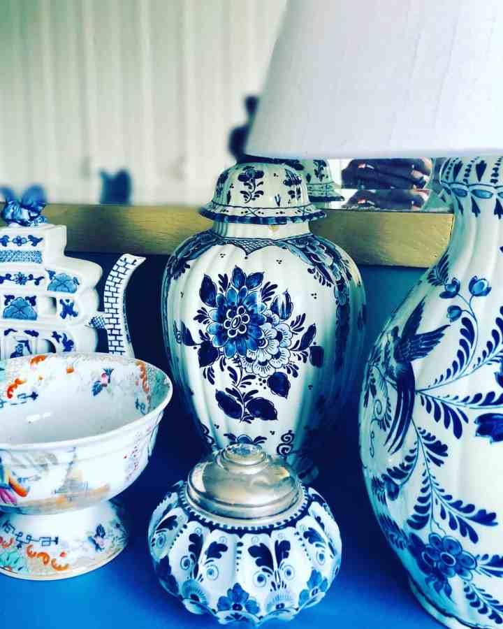 Delfts Blauw-in -slaapkamer-