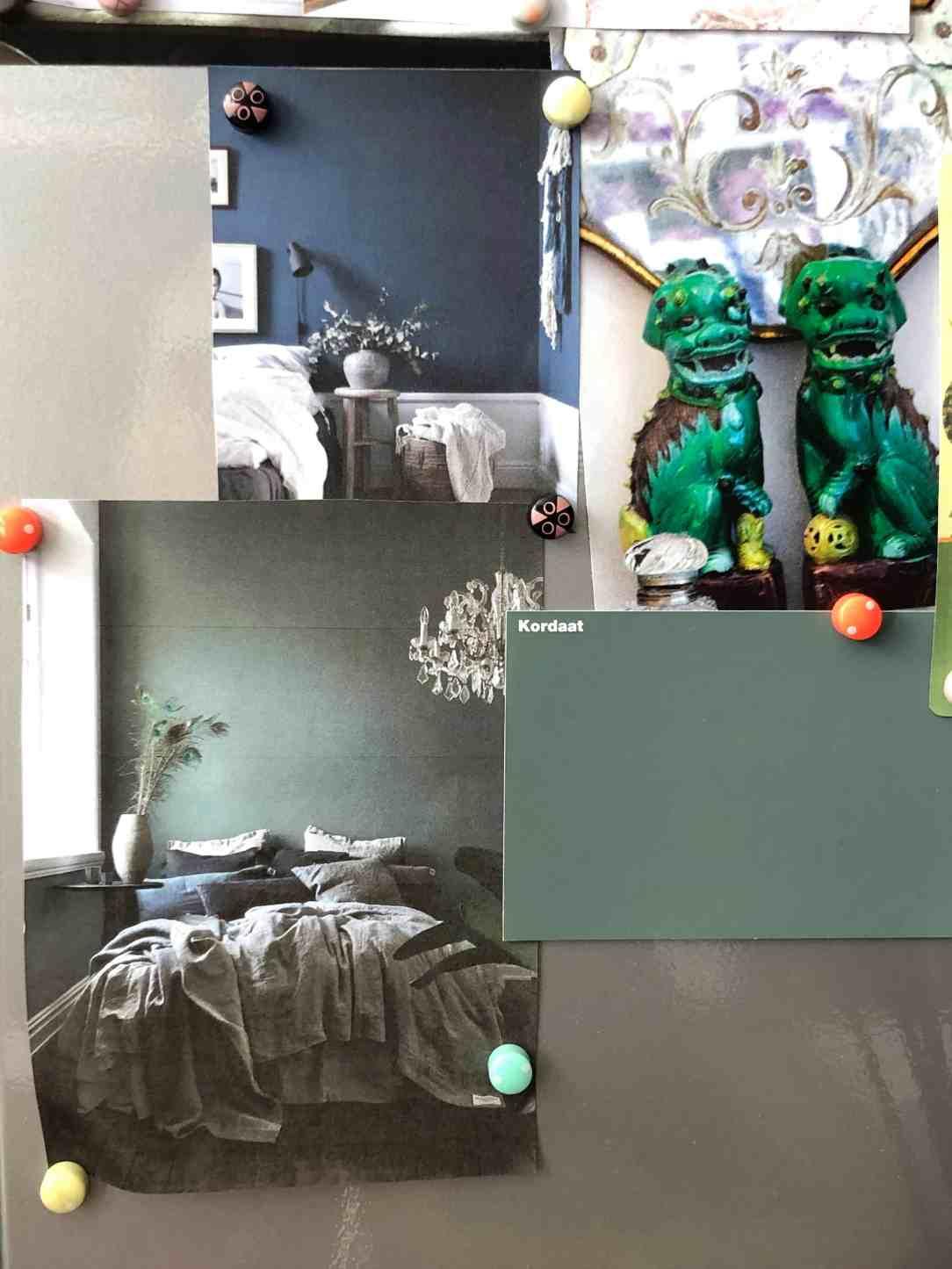 Moodboard-slaapkamer-renovatie