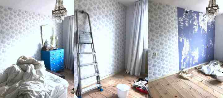 collage-DIY-slaapkamer-project