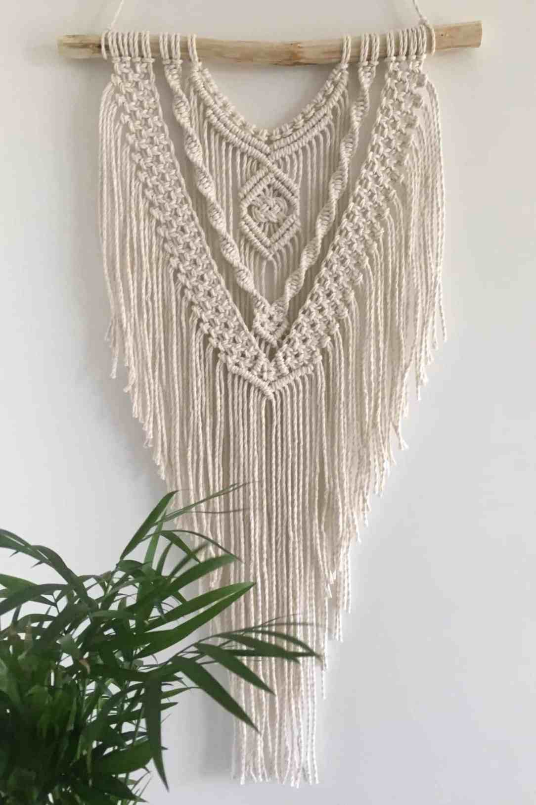 macrame made by me
