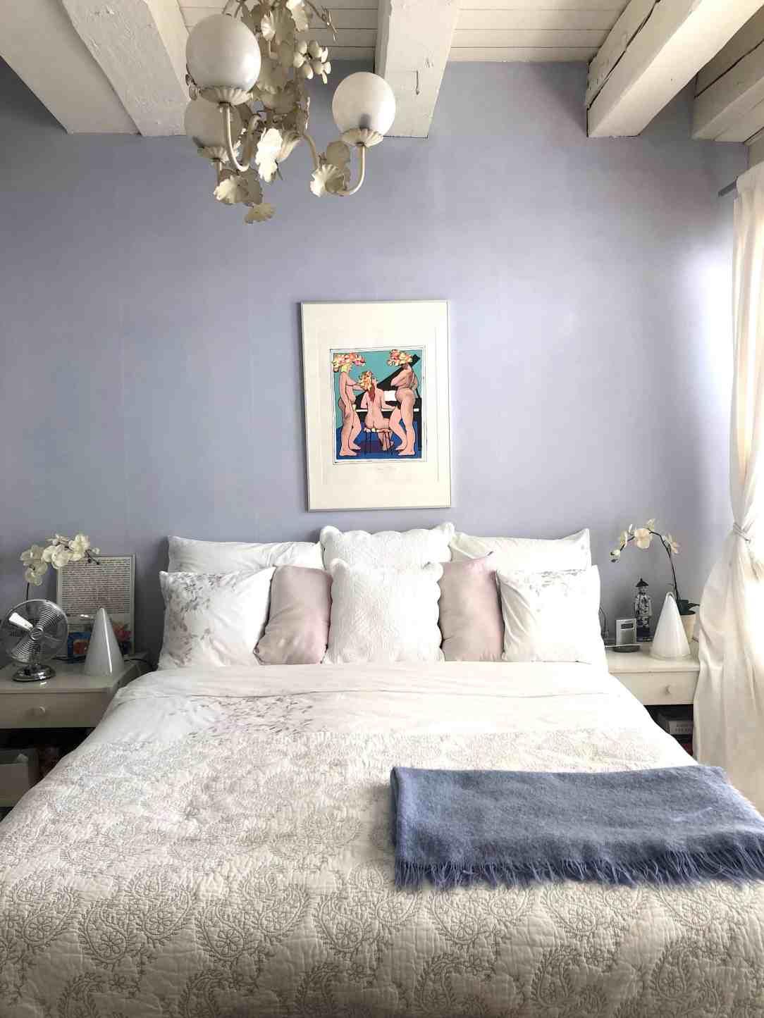 wonen op 55 m2-slaapkamer