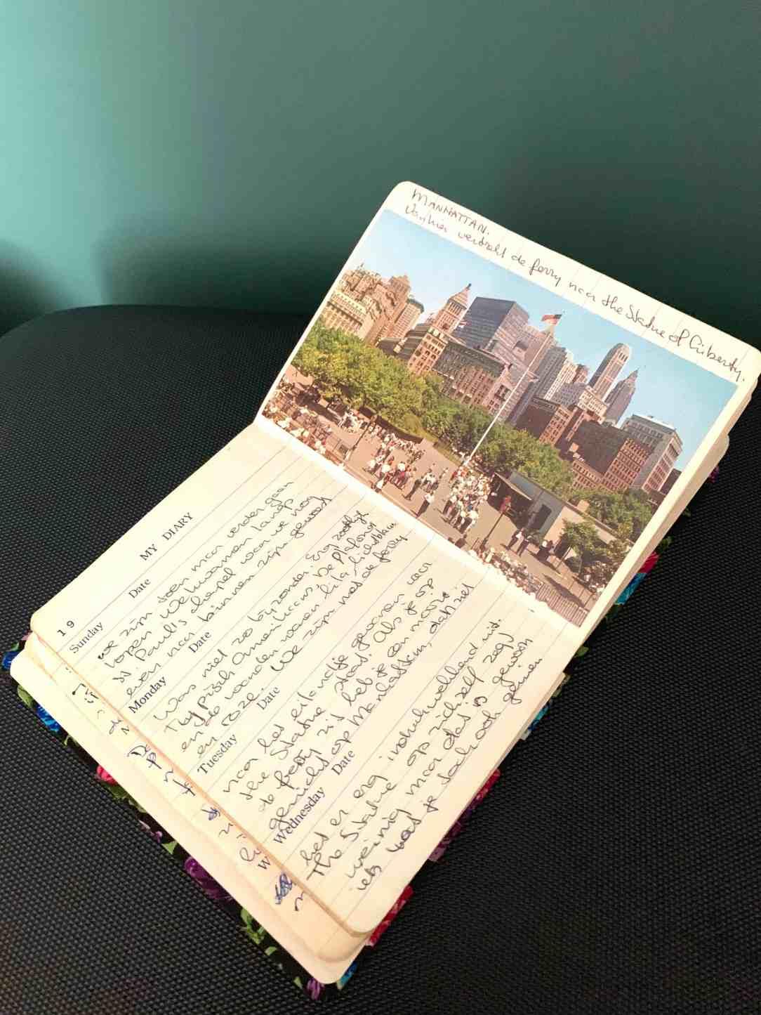 New York-Dagboekje