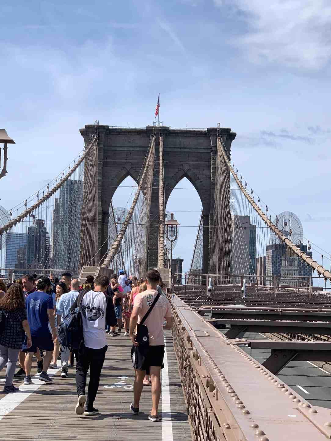 New York-Brooklyn Bridge