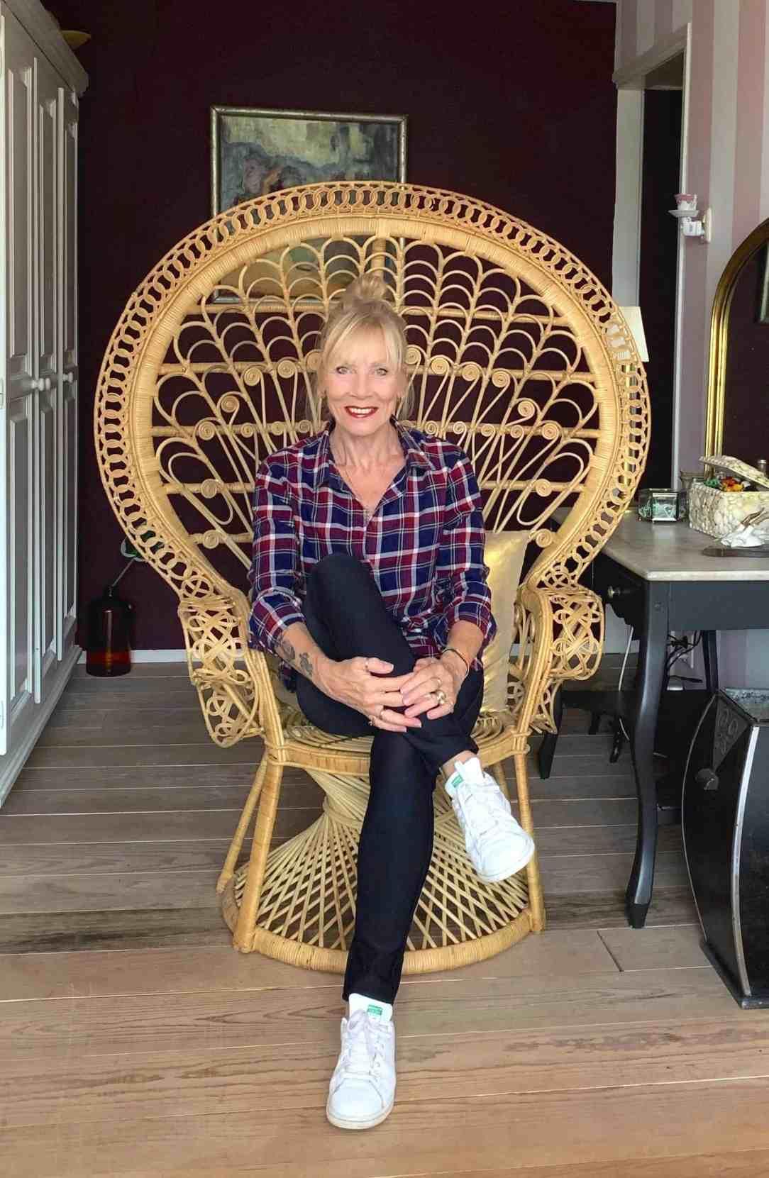 IMhuis inrichten-peacock chair