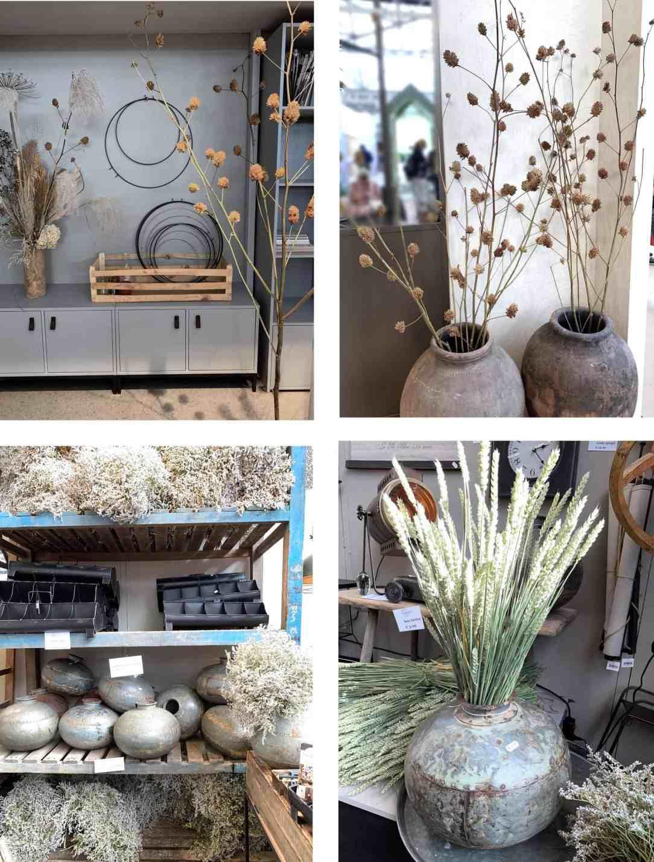 collage-droogbloemen