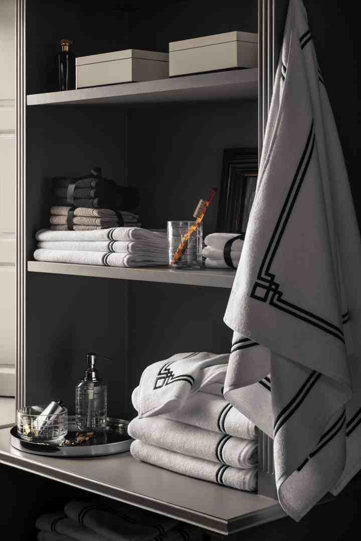 restyle badkamer handdoeken