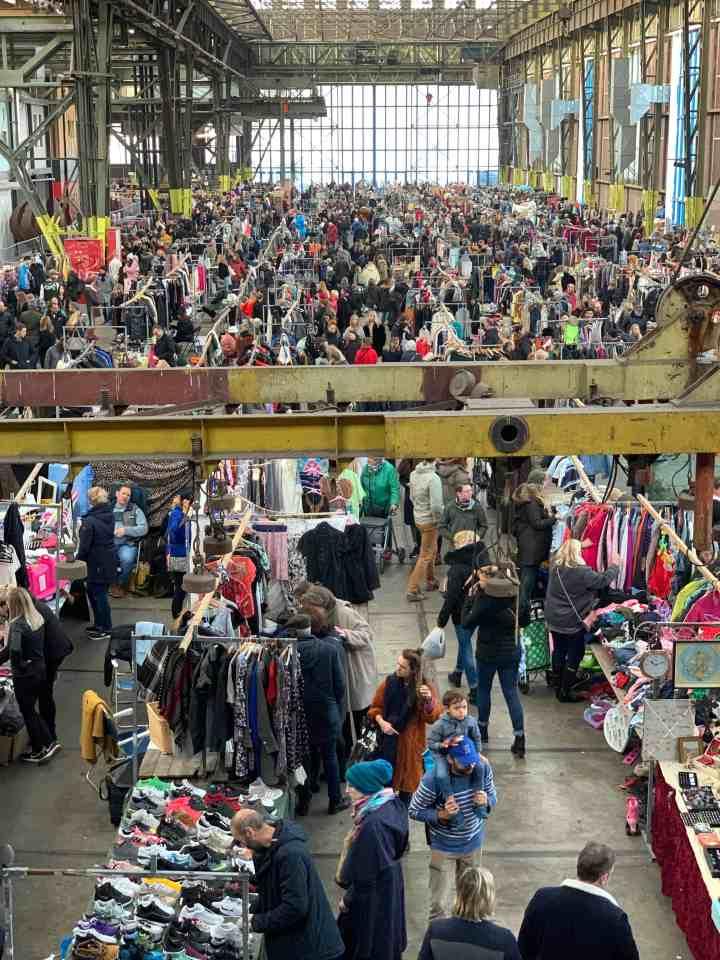 rommelmarkten-IJhallen