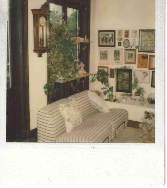 70e jaren interieur