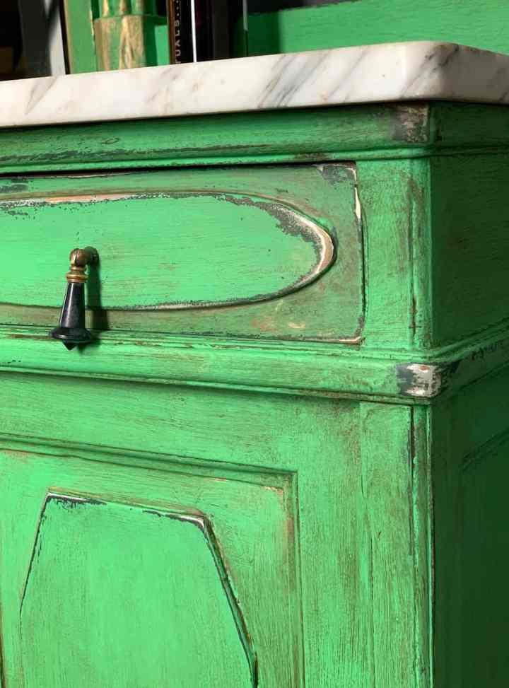 Chalkpaint Antibes Green van Annie Sloan