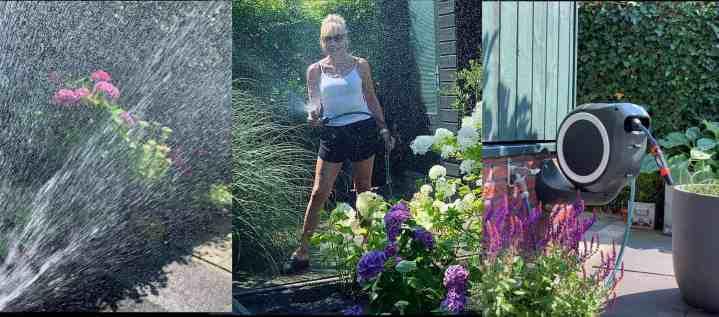 Ideale oplossing voor tuinslang 'troubles'