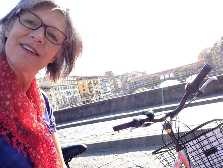 florence selfie
