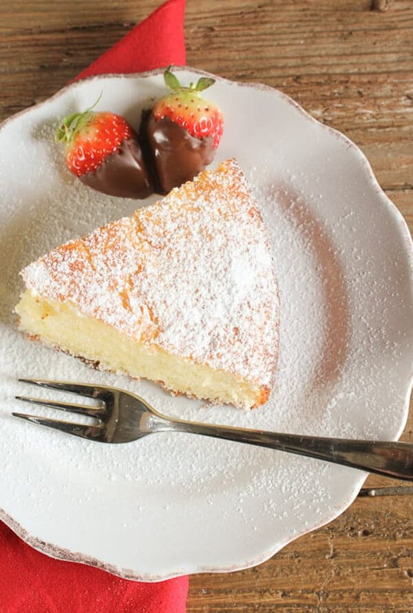 Cake recipes using plain greek yogurt