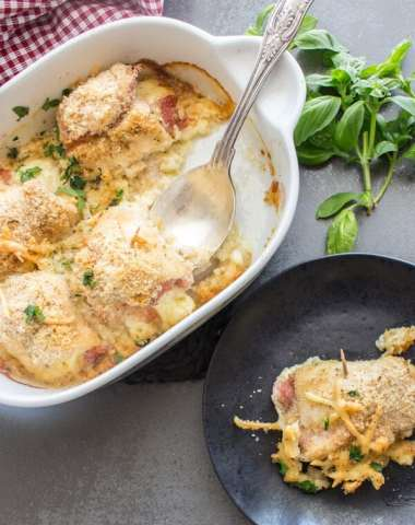 Double Cheese Chicken Roll-Ups are an easy Family Favourite. A Baked Stuffed Cheesy Chicken dish, a perfect anytime Dinner recipe.